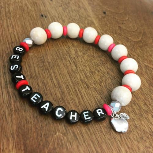 best teacher bracelet